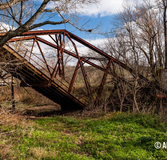 South Fork Grassy Creek Bridge