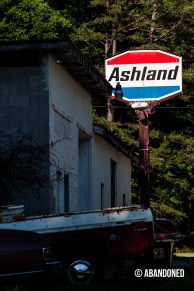 Ashland Gas Station, KY 192, Moores Chapel, Laurel County
