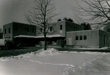 Storehouse (Building 17) at Wassaic State School