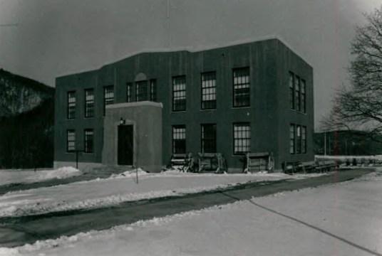 Underhill Manor (Building 22) at Wassaic State School
