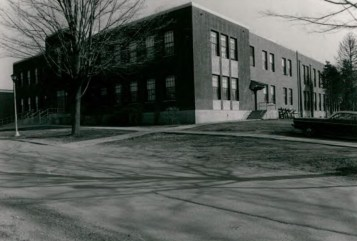 Hudson Hall (Building 24) at Wassaic State School