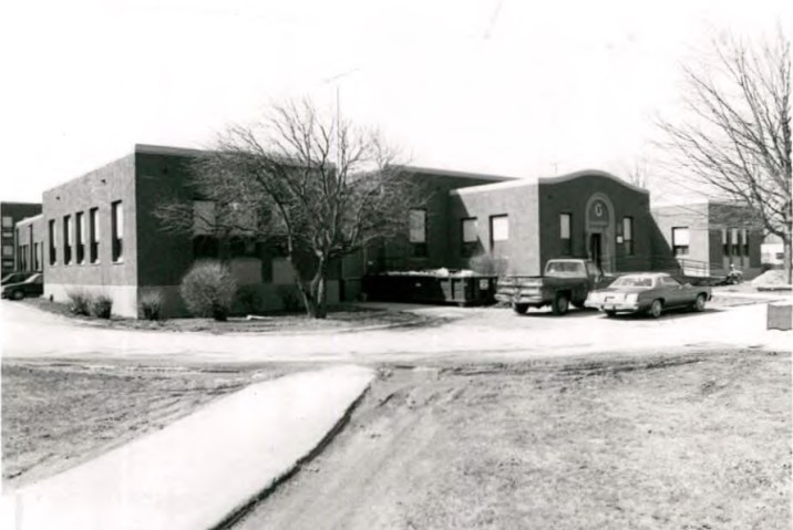 Niagara Building (Building 30) at Wassaic State School