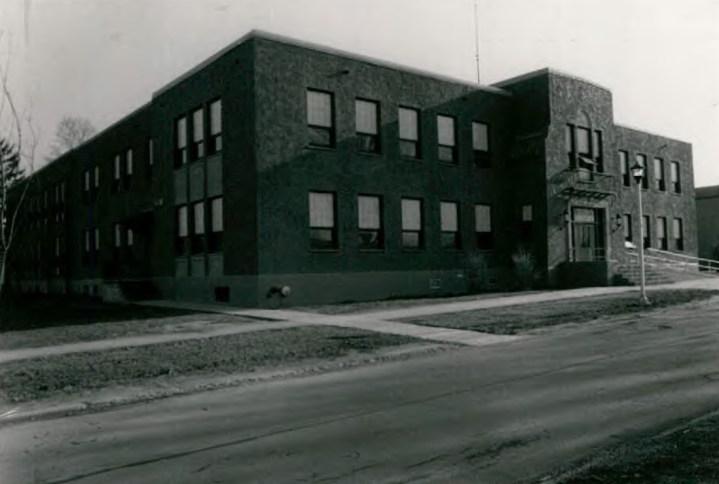 Mohawk Hall (Building 32) at Wassaic State School