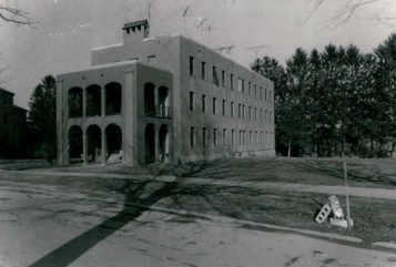 Residence Hall (Building 36) at Wassaic State School