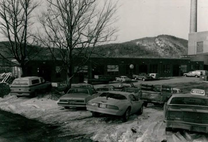 Maintenance Shops (Building 39) at Wassaic State School