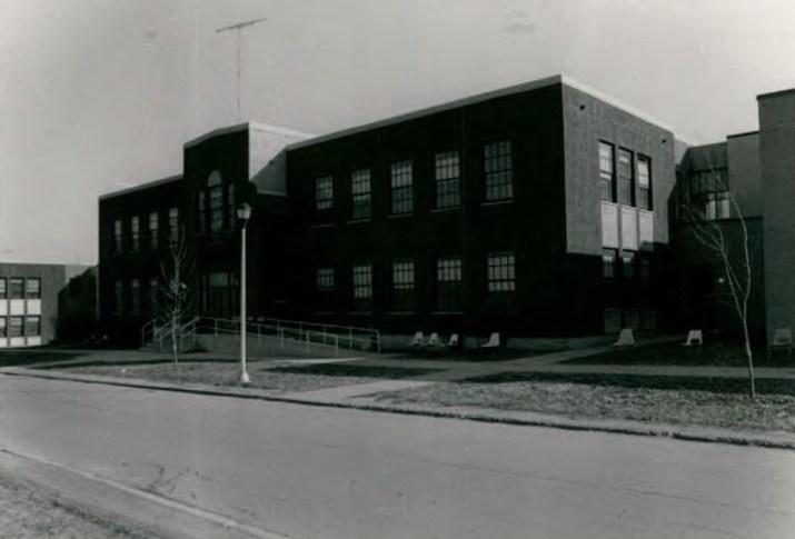 Jacobi Hall (Building 4) at Wassaic State School