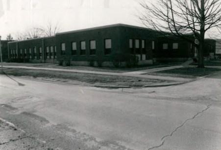 Dutchess Hall (Building 56) at Wassaic State School