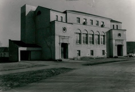 Hilltop Hall (Building 61) at Wassaic State School