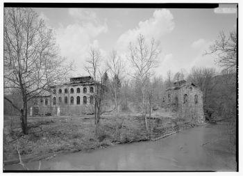 Magee Mine Powerhouse and Hoist House