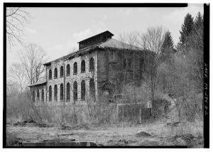 Magee Mine Powerhouse