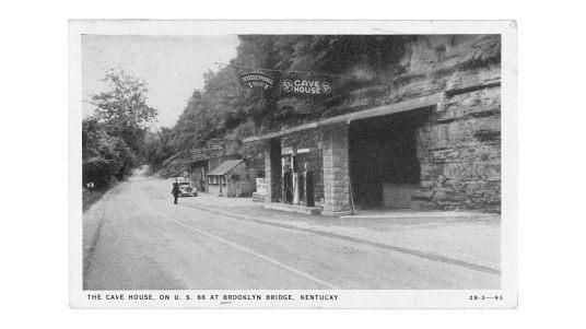 Chinn's Cave House