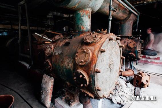 Basement Boiler
