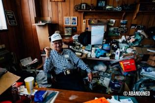 Former owner Harry C. Denune.