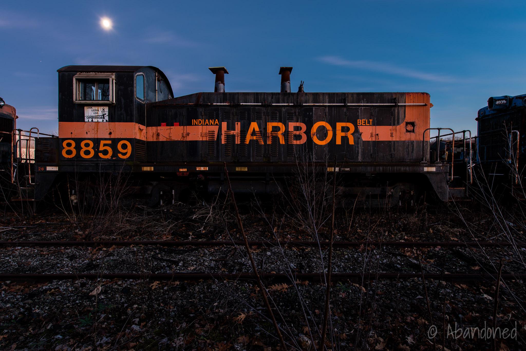 Indiana Harbor Belt 8859