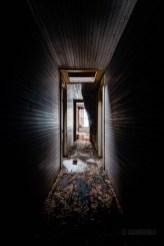 Welsch Kenosha Dell House Interior Hallway