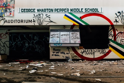 George Wharton Pepper Middle School