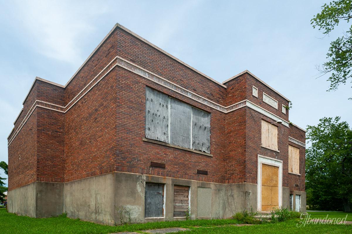 c. 1922 Butlerville High School Building