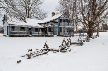 Abel Gabbard Residence