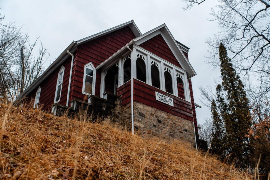Ronceverte Christian Church - Abandoned - Abandoned ...