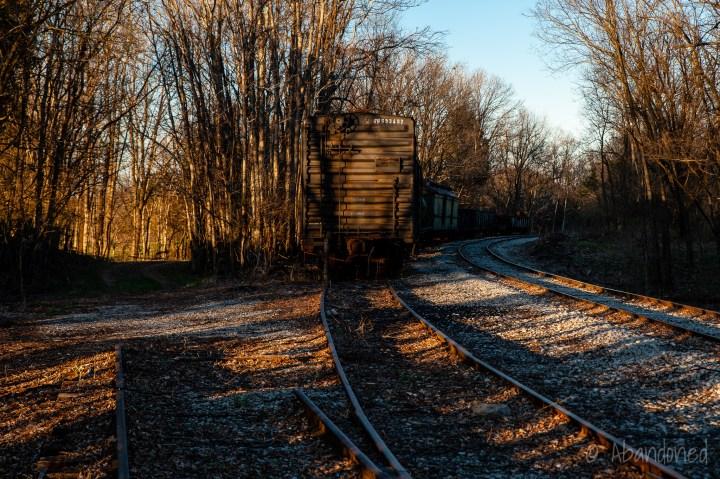 Louisville & Southern Railway Lexington to Lawrenceburg Division