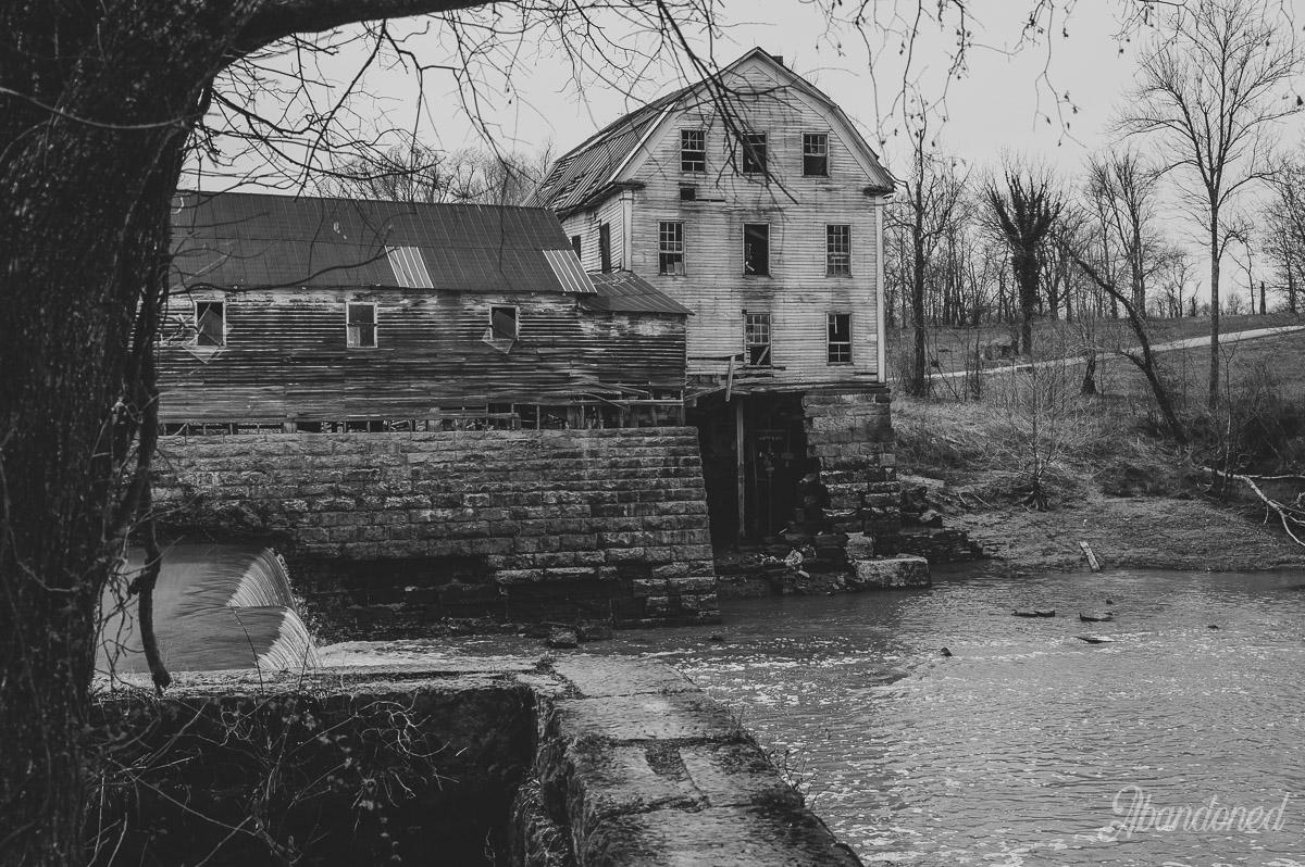 Falls of Rough Mill