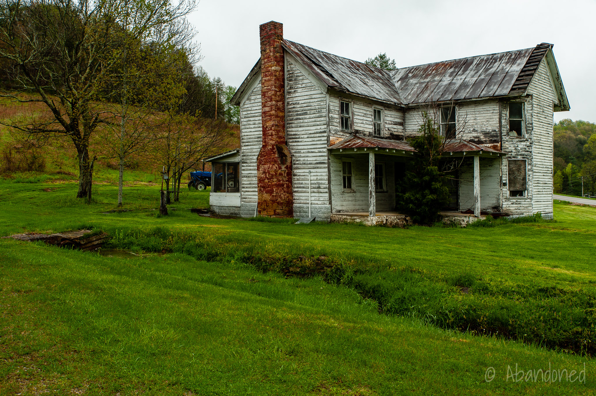 Abandoned House in Kentucky