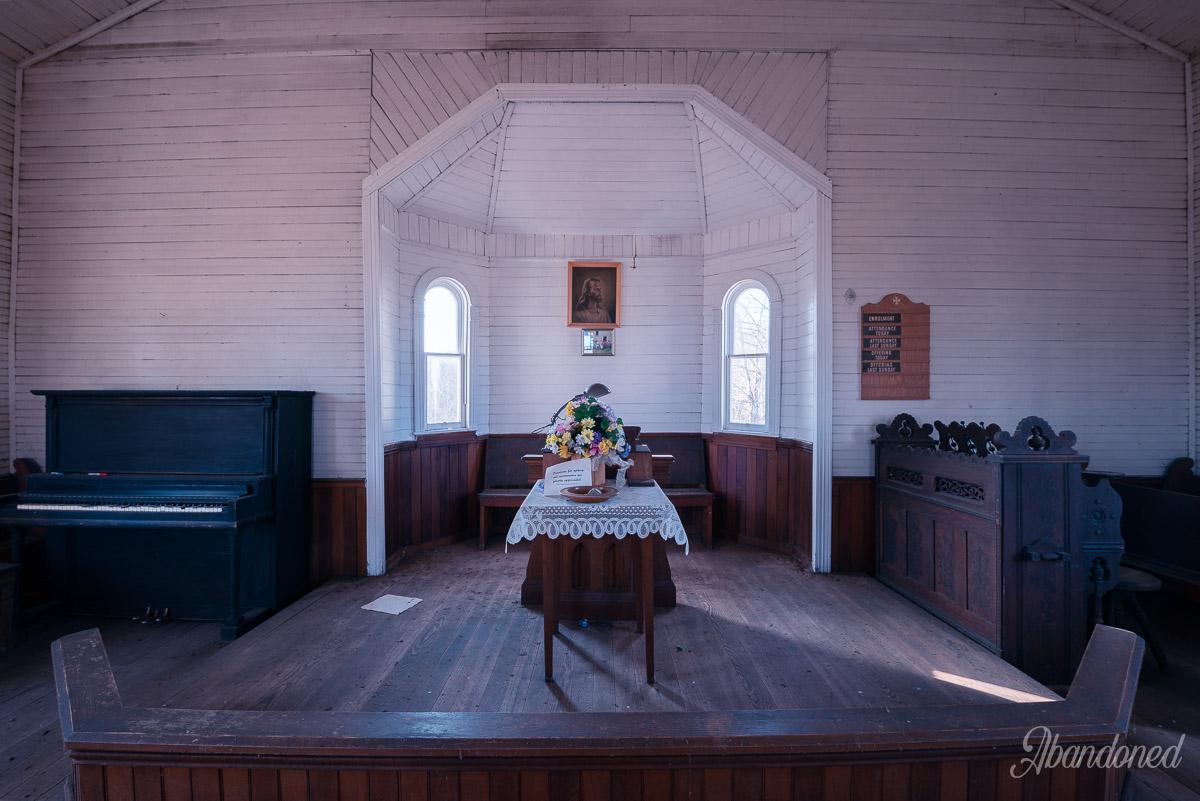 Hills Chapel
