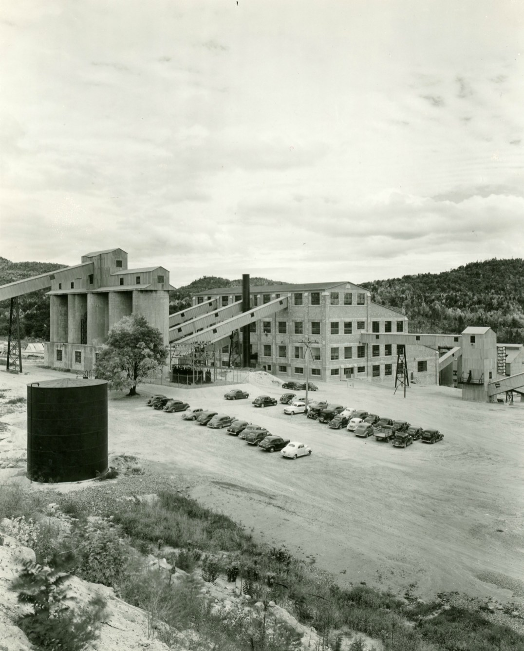 Bay State Iron Company No. 7 Mine