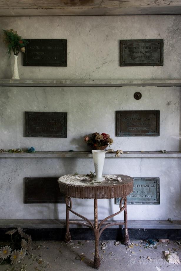 Rogers Park Mausoleum