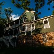 John Bullock / Roger Armandtrout House in Thurmond