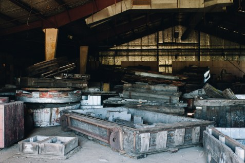 Taylor & Boggis Foundry