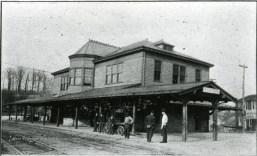 Weston Train Station