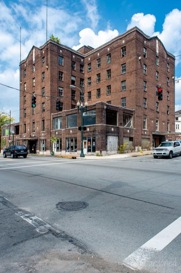 Penn-Lincoln Hotel