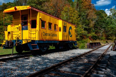 Chesapeake & Ohio Railroad Greenbrier Division