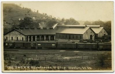 Weston Roundhouse & Shops