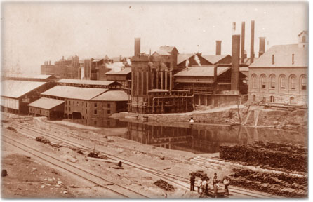 Lackawanna Furnaces