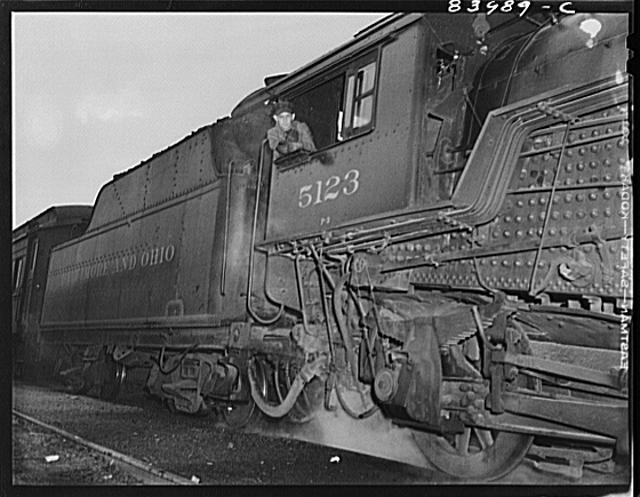 B&O Railroad in Richwood