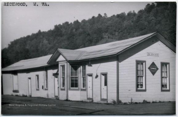 Richwood Train Station