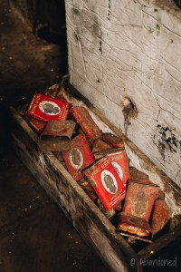 Discarded Tins