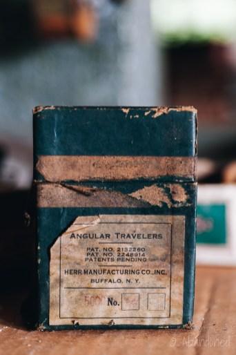 Angular Travelers Box