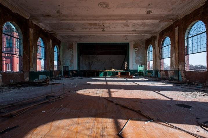 St. Anthony High School Auditorium