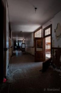 St. Anthony High School Hallway