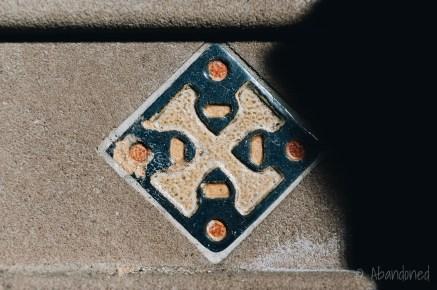 St. Agnes Sanctuary Tiles