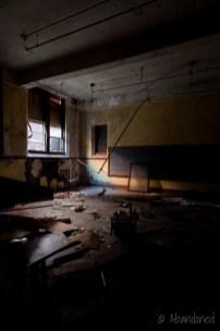 St. Agnes School Classroom
