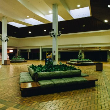 Westland Mall Interior Concourse