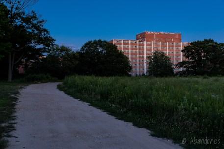 Kings Park State Hospital