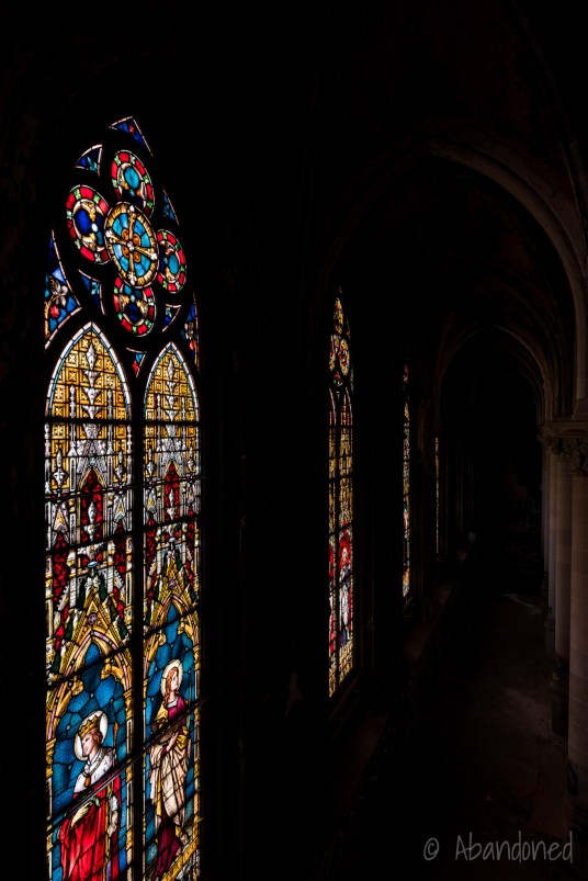St. Peter and Paul Church Stained Glass Windows