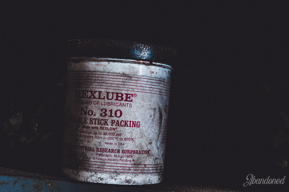 Hudepohl Brewing Company - Rexlube Can