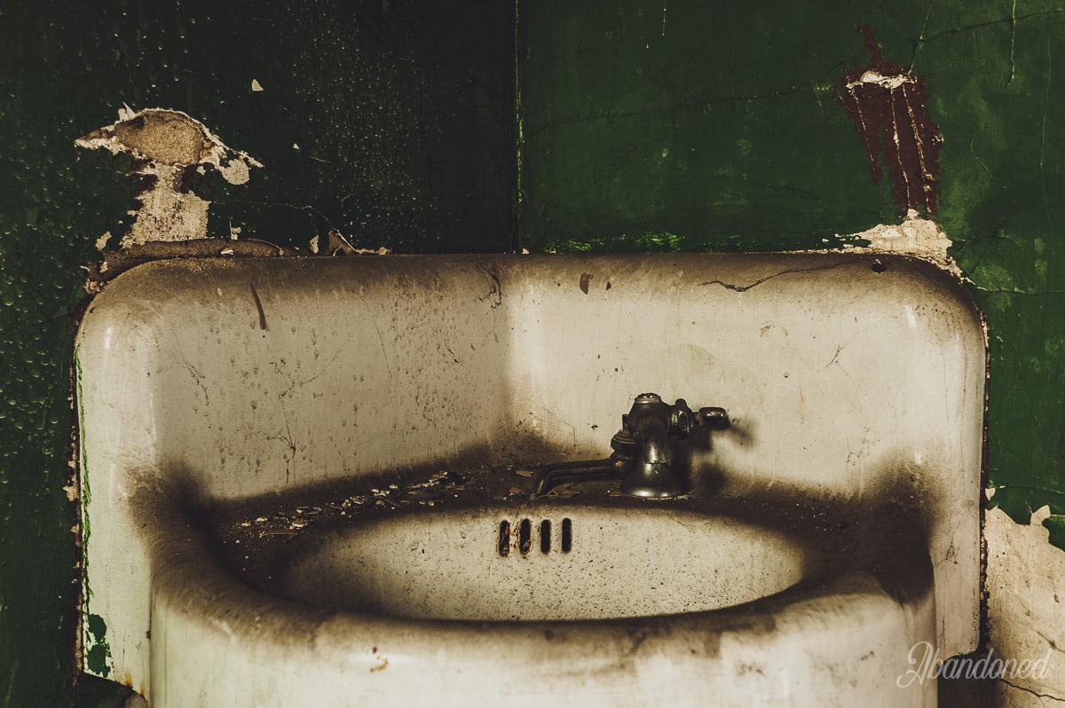 First German Reformed Church Derelict Sink