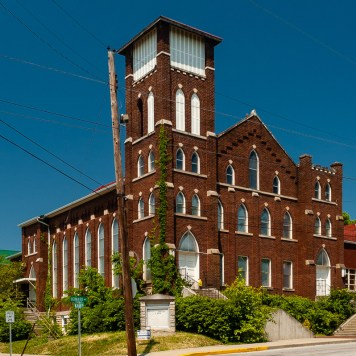 Mt. Sterling Baptist Church